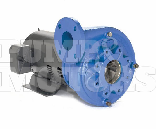 Goulds 4BF1J1H9 5HP Bronze Fitted Centrifugal Pump ODP
