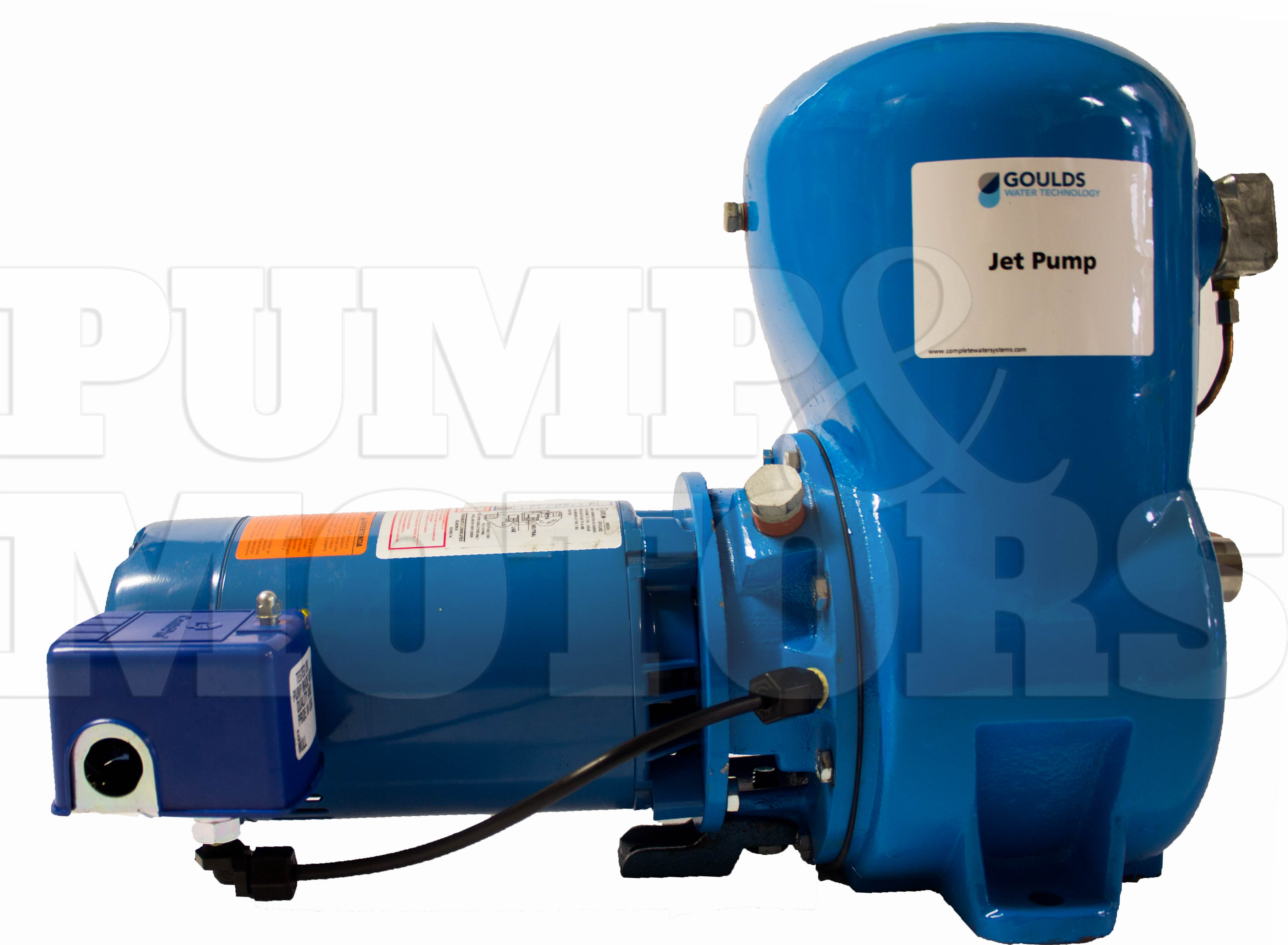 Goulds Bf03s 1 2hp Shallow Water Well Jet Pump 115 230v