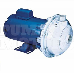 3SN2D0C4 Goulds Close Coupled Centrifugal Pump 3/4HP XP