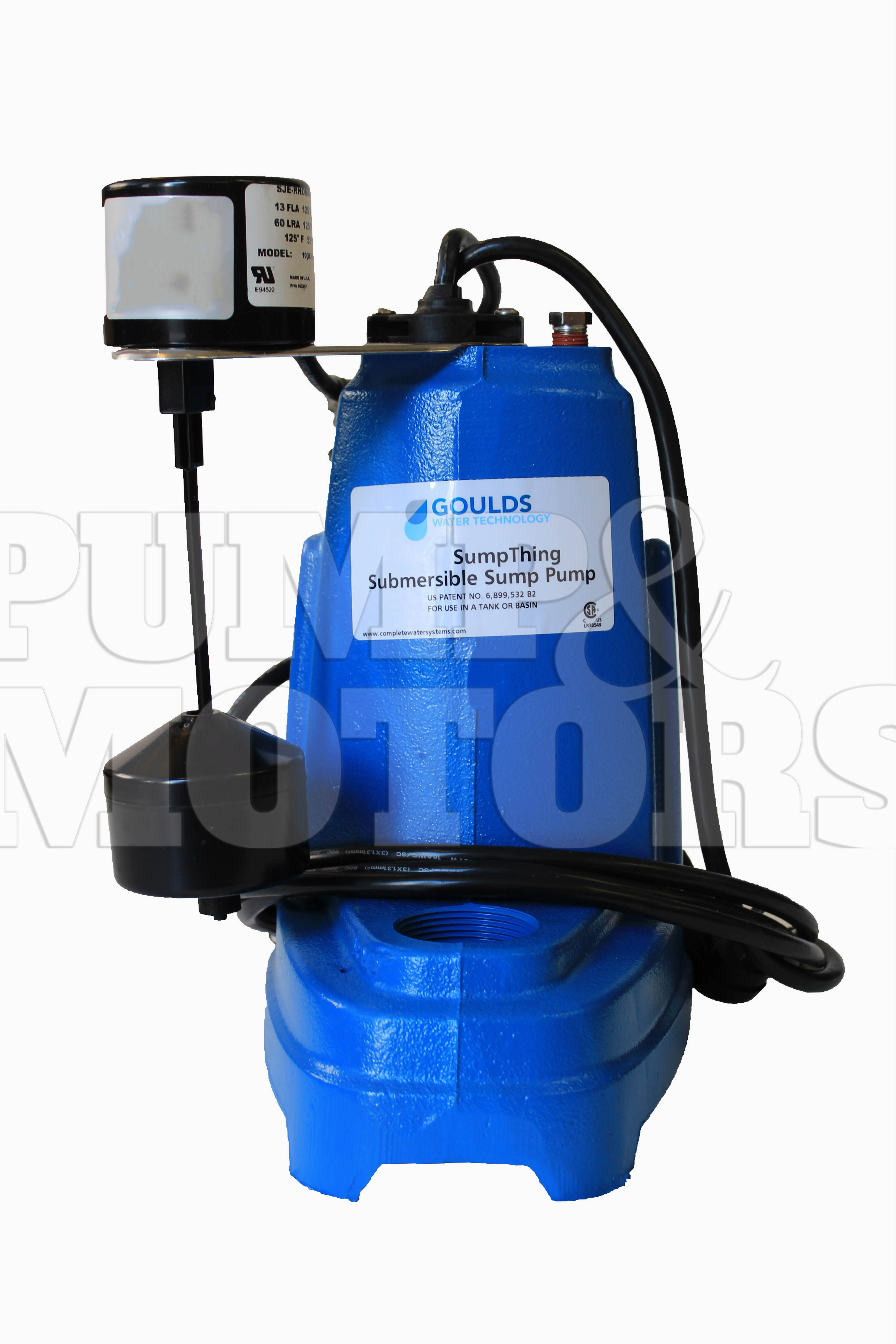 Goulds ST : Pump and Motors | Water Pumps for Commercial