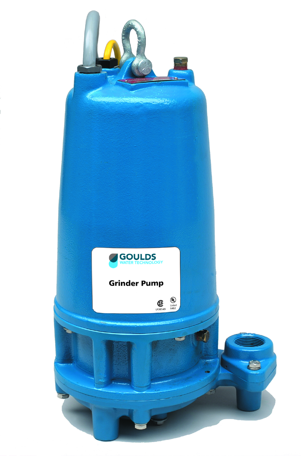1GD Submersible Grinder Pump
