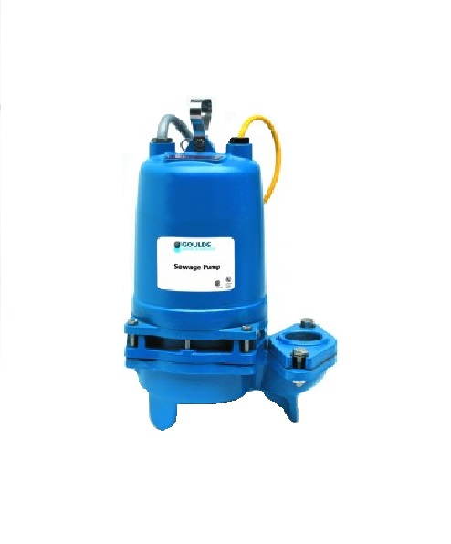 2WD Dual Seal Submersible Sewage