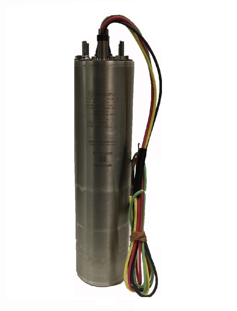 "3 WIre 4"" Submersible Motors"