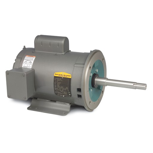 Open Drip Proof Motors