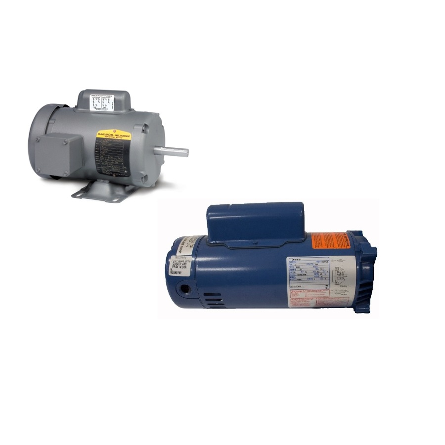 Booster Pump Motors