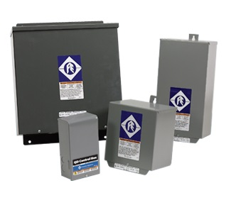 "Franklin 4"" Control Boxes"