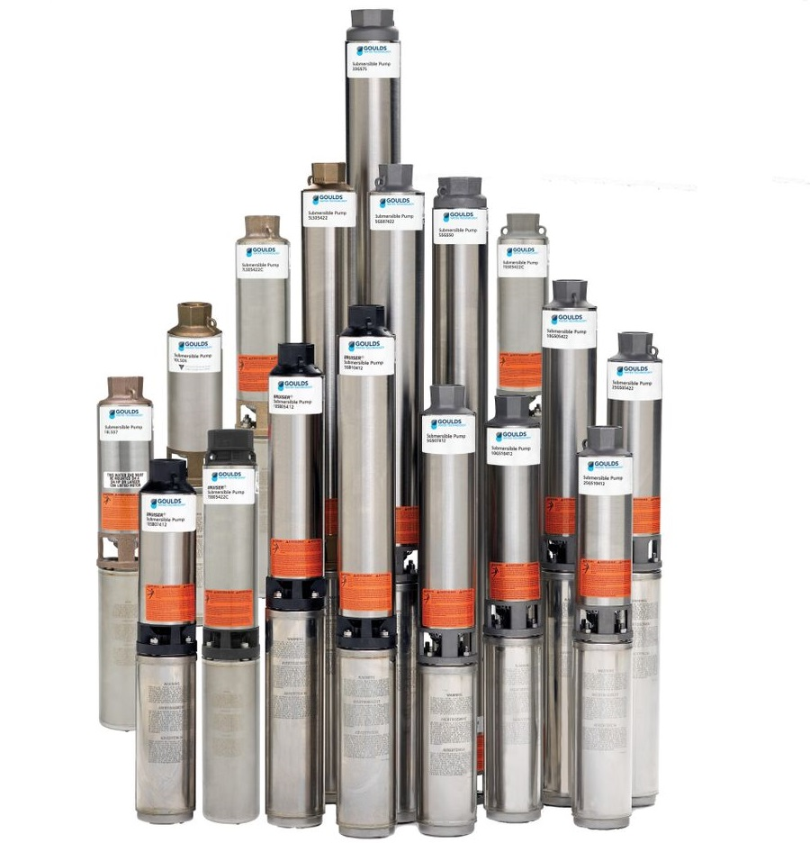4 inch Submersible Pumps